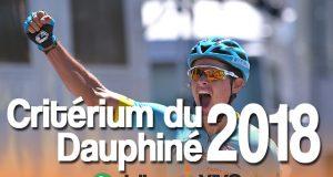 Critérium du Dauphiné 2018 Online – Señal Stream – En VIVO