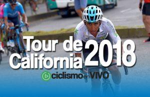 Tour de California 2018 Online – Señal Stream – En VIVO