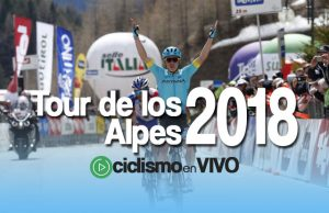 Tour de los Alpez 2018 Online – Señal Stream – En VIVO
