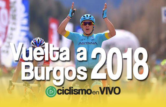 Vuelta a Burgos 2018 Online – Señal Stream – En VIVO