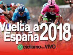 Vuelta a España 2018 Online – Señal en VIVO