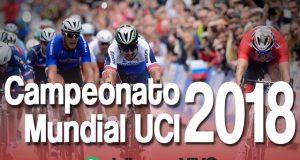 Campeonato Mundial de Ruta UCI 2018 en Innsbruck – Señal en VIVO