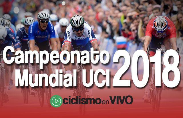 Mundial de Ciclismo UCI 2018 en Innsbruck – Señal en VIVO