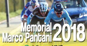 Memorial Marco Pantani 2018 – Señal en VIVO
