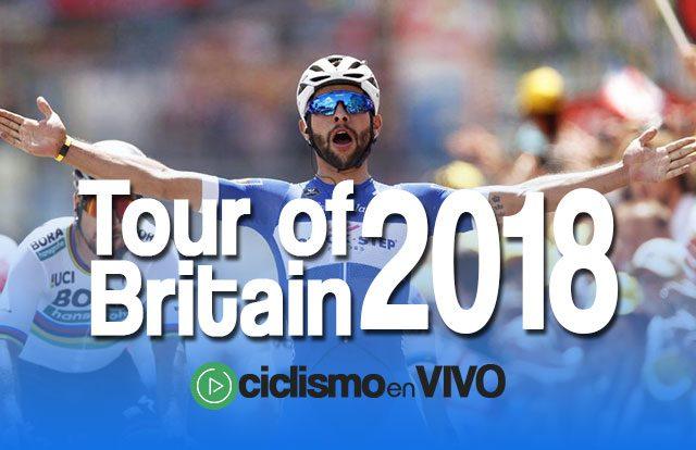 Tour de Gran Bretaña 2018 Online