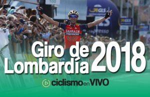 Giro de Lombardía 2018 – Señal en VIVO