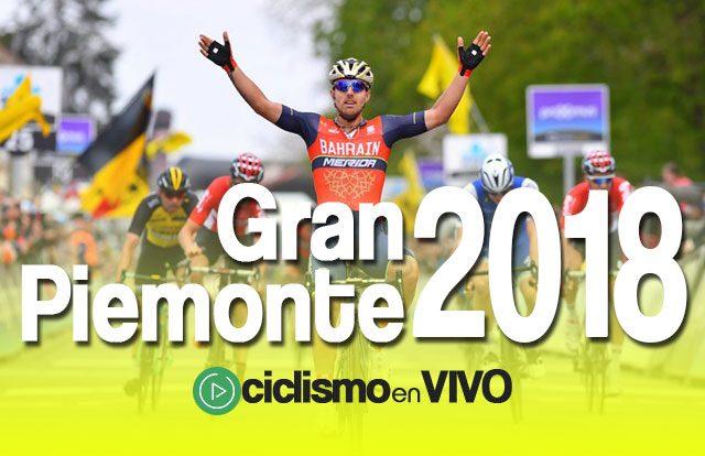 Gran Piemonte 2018 – Señal en VIVO