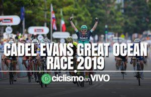 Cadel Evans Great Ocean Race 2019 – Señal en VIVO
