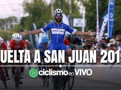 Vuelta a San Juan 2019 - Señal en Vivo