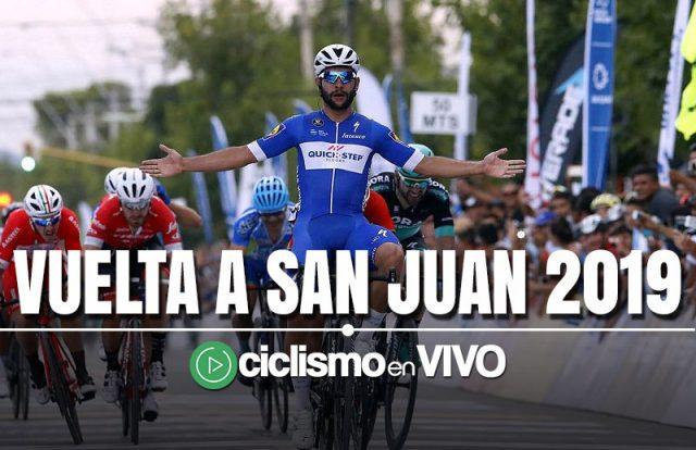 Vuelta a San Juan 2019 – Señal en VIVO