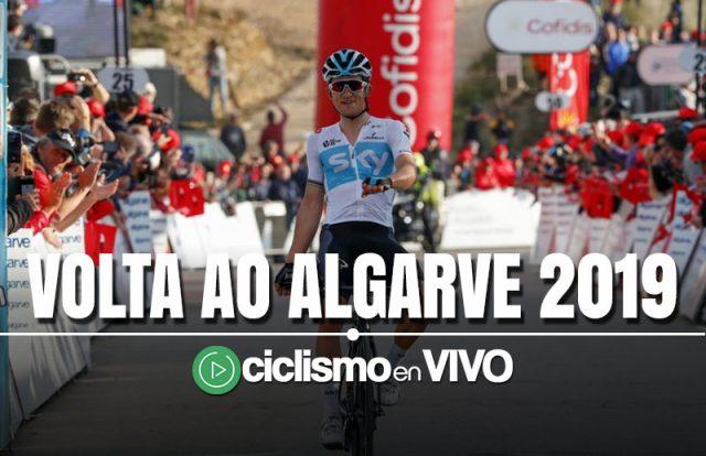 Volta ao Algarve 2019 – Señal en VIVO