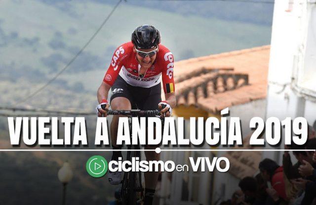 Vuelta a Andalucía 2019 – Señal en VIVO
