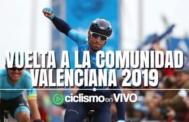 Vuelta a la Comunidad Valenciana 2019 – Señal en VIVO