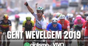 Gent-Wevelgem 2019 – Señal en VIVO