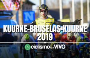 Kuurne-Bruselas-Kuurne 2019 – Señal en VIVO