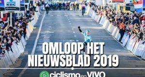 Omloop Het Nieuwsblad 2019 – Señal en VIVO
