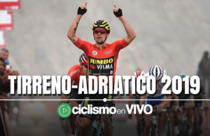 Tirreno-Adriático 2019 – Señal en VIVO
