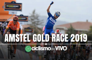 Amstel Gold Race 2019 – Señal en VIVO