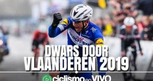 Dwars Door Vlaanderen 2019 – Señal en VIVO