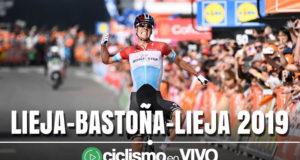Lieja-Bastoña-Lieja 2019 – Señal en VIVO