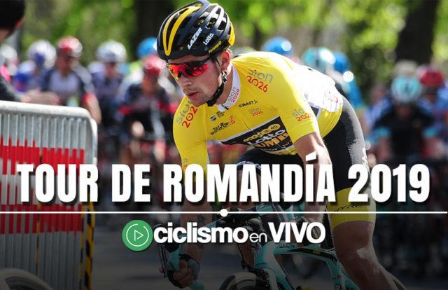 Tour de Romandía 2019 – Señal en VIVO