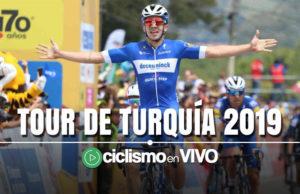 Tour de Turquía 2019 – Señal en VIVO