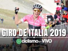Giro de Italia 2019 – Señal en VIVO