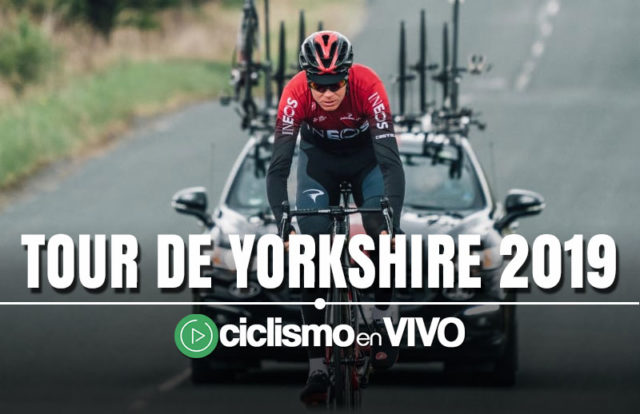 Tour de Yorkshire 2019 – Señal en VIVO