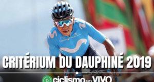 Critérium du Dauphiné 2019 – Señal en VIVO