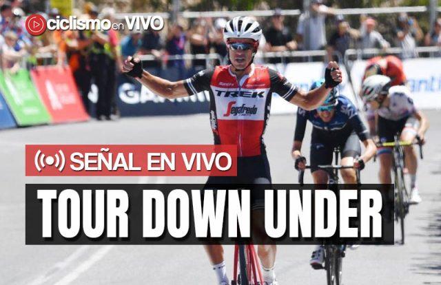 Tour Down Under 2020 – Señal en VIVO