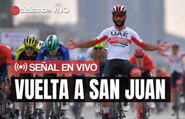 Vuelta a San Juan 2020 – Señal en VIVO