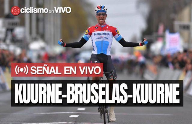 Kuurne-Bruselas-Kuurne 2020 – Señal en VIVO