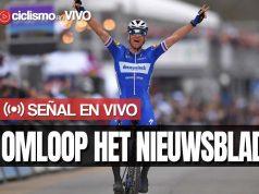 Omloop Het Nieuwsblad 2020 – Señal en VIVO