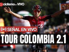 Tour Colombia 2020 – Señal en VIVO