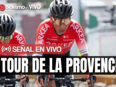Tour de la Provence 2020 - Señal en VIVO