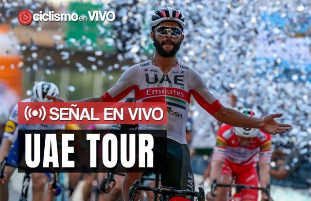 UAE Tour 2020 – Señal en VIVO