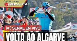Volta ao Algarve 2020 – Señal en VIVO