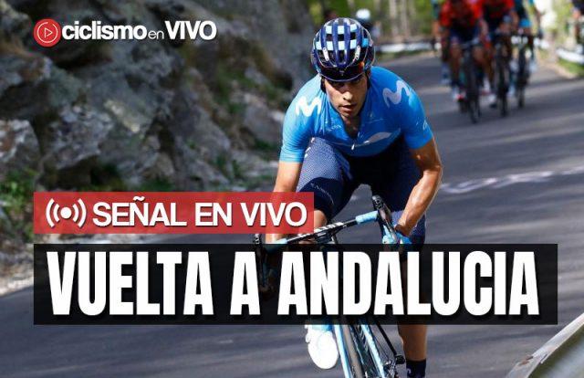 Vuelta a Andalucia 2020 – Señal en VIVO