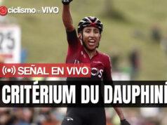 Critérium du Dauphiné 2020 – Señal en VIVO