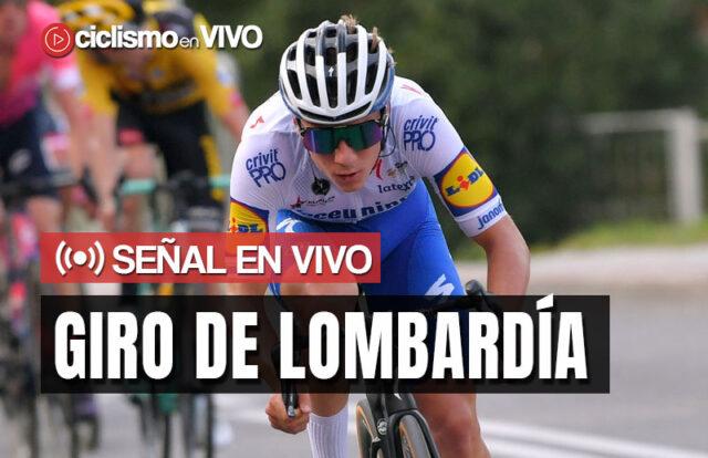 Giro de Lombardía 2020 – Señal en VIVO