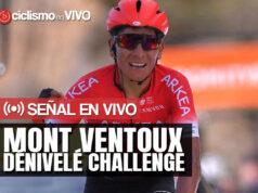 Mont Ventoux Dénivelé Challenge 2020 – Señal en VIVO