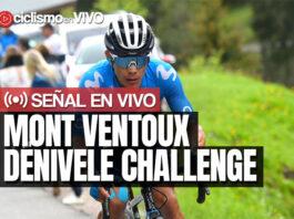Mont Ventoux Dénivelé Challenge 2021 – Señal en VIVO