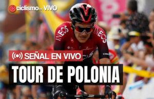 Tour de Polonia 2020 – Señal en VIVO