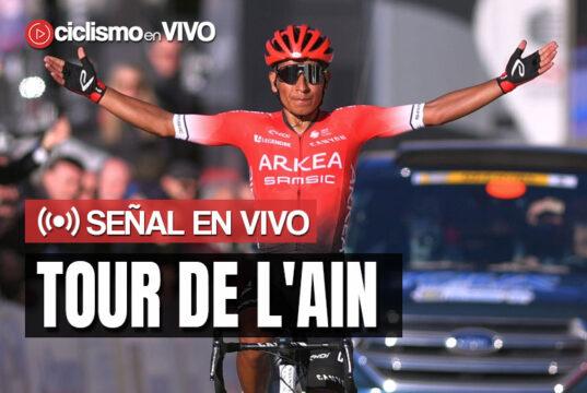 Tour de l'Ain 2020 – Señal en VIVO