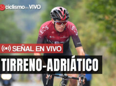 Tirreno-Adriático 2020 – Señal en Vivo
