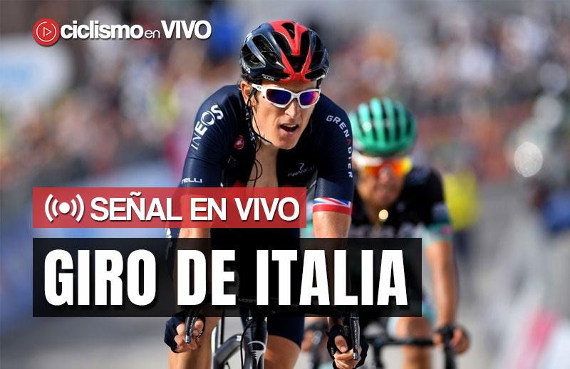 Giro de Italia 2020 – Señal en VIVO
