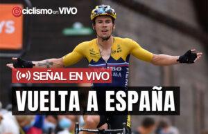 Vuelta a España 2020 – Señal en VIVO