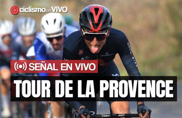 Tour de La Provence 2021 - Señal en VIVO
