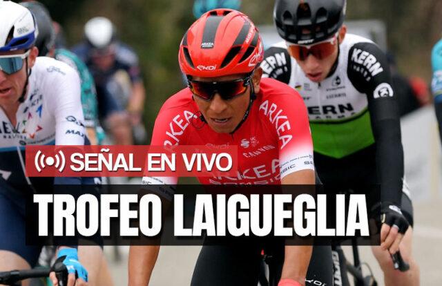 Trofeo Laigueglia 2021 – Señal en VIVO