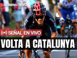 Volta a Catalunya 2021 – Señal en VIVO
